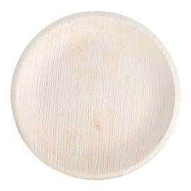 Assiette en Feuilles de Palmier 18,0 cm (200 Unités)