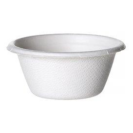 Pot Canne à Sucre Bagasse Blanc 60ml (50 Utés)
