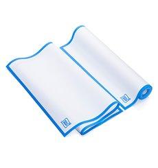"""Torchons """"Roll Drap"""" avec Bandes Bleu 40x64cm P40cm (200 Utés)"""