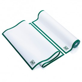 "Vaatdoek rol ""Roll Drap"" Edgings groen 40x64cm P40cm (200 stuks)"
