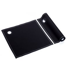 Roleaux Liteaux Seaux à Glace Noir 40x40cm P40cm (300 Utés)
