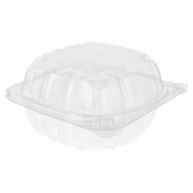 "Plastic scharnierende Deli-Container OPS ""transparant Seal"" 167ml (500 stuks)"
