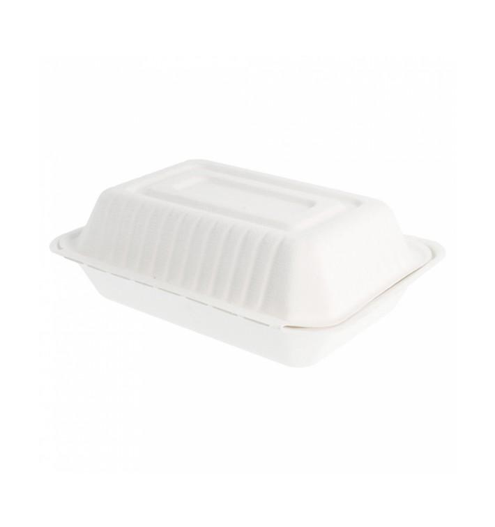 Boîte Canne à Sucre Blanc 165x225x64mm 1000ml (50 Utés)