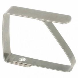 Metalen Tafelkleedhouder (4 stuks)