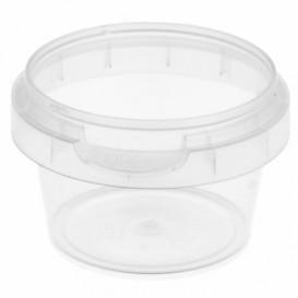 Plastic deli Container onverbrekelijk PP 30ml Ø4,8cm (40 eenheden)