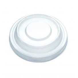 Papieren Deksel voor Saladekom klein maat 13,1cm (30 stuks)