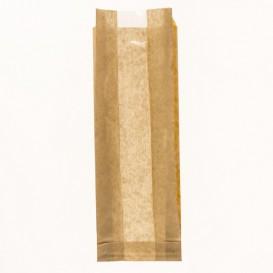 Papieren voedsel zak 9+5x50cm (1000 stuks)