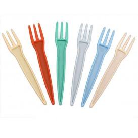 Plastic vleespennen 8,5cm (5.000 stuks)