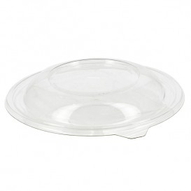 Plastic Deksel voor Kom PET Ø18cm (360 stuks)