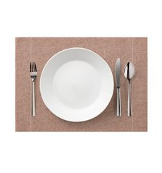 Set de Table Réutilisable Noir 30x40cm 250g (150 Utés)