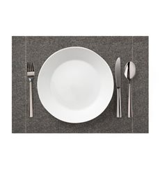 "Set de Table ""Day Drap"" Brun 32x45cm (12 Utés)"