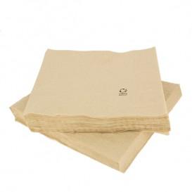 """Decoratief Papieren servet Eco """"Recycled"""" 40x40cm (50 stuks)"""