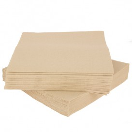 "Papieren servet Eco ""Recycled"" 40x40cm 2C P-P (50 stuks)"