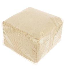 """Serviette Papier Eco """"Recycled"""" 33x33cm 1E (100 Utés)"""