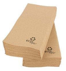 Serviette Kangourou en Papier 4040cm Eco (960 Unités)