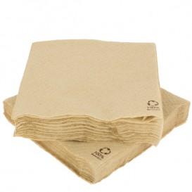Papieren servet Eco-Vriendelijk 30x30cm 1-laags (4.800 stuks)