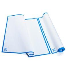 """Torchons """"Roll Drap"""" avec Bandes Bleu 52x64cm P52cm (200 Utés)"""
