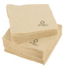 Serviette en Papier Micro Point 20x20cm Eco (2400 Unités)