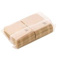 Serviette en Papier SNACK Eco Kraft 17x17cm (14.000 Unités)