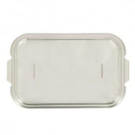 Deksel voor folie-Container 330ml (100 stuks)