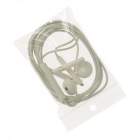 Sac en PE Fermeture Zip et Perforation Arrondie 6x8cm G200 (100 Utés)