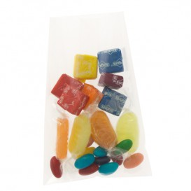 Plastic zak cellofaan PP 35x45cm G-130 (1000 stuks)