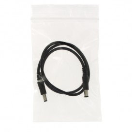Plastic zak met rits drukknoopsluiting 11x11cm G-200 (1000 stuks)