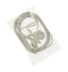 Sac en PE Fermeture Zip et Perforation Arrondie 7x10cm G200 (100 Utés)