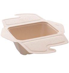Boîte Canne à Sucre MenuBox 17x13x7cm 750ml. (100 unités)