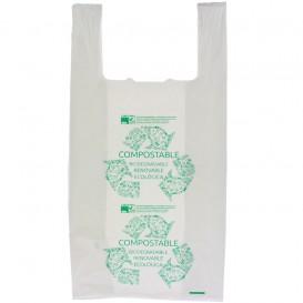 Plastic Hemddraagtassen 100% Biologisch afbreekbaar 35x50cm (100 stuks)