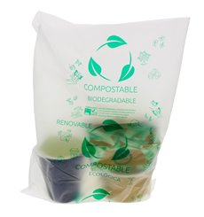 Sac Abattoir 100% Compostable 30x40cm G50 (300 Utés)
