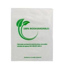 Sac Plastique 100% Compostable 23x30cm (3000 Utés)