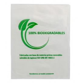 Plastic zak 100% biologisch afbreekbaar 30x40cm (2000 stuks)