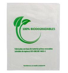 Sac Plastique 100% Compostable 35x48cm (100 Utés)