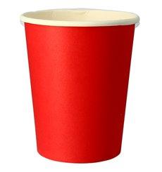 "Gobelet Carton Rouge 9Oz/240ml ""Party"" (300 Unités)"