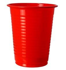 Gobelet Amido Maïs PLA Rouge 200ml (1500 Utés)