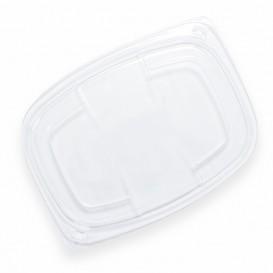 Couvercle Transparent Barquette 1050/1250ml 255x189x20mm (320 Utés)