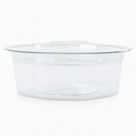 Plastic Container APET Rond vormig transparant 50ml Ø7cm (50 stuks)