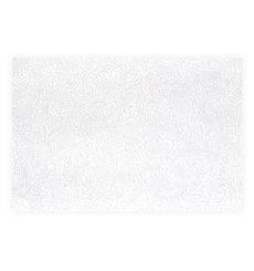 Set de Table en Non-Tissé PLUS Blanc 30x40cm (500 Utés)