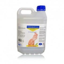Antibacteriële Hydroalcoholische Sanitaire Gel 5000ml (1 stuk)