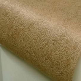 Niet geweven PLUS Tafelkleed crème 100x100cm (150 stuks)