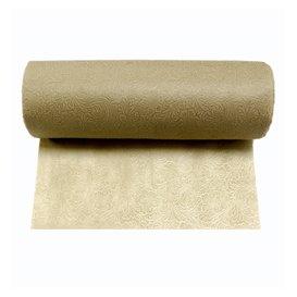 Niet geweven PLUS Tafelkleed rol crème 1x50m (6 stuks)