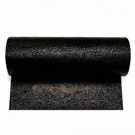 Niet geweven PLUS Tafelkleed rol zwart 1x50m (6 stuks)