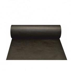 Novotex Tafelkleed rol zwart 50g 1x50m (6 stuks)