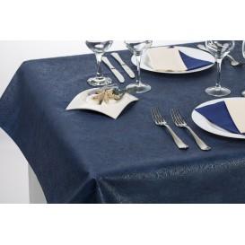 Niet geweven PLUS Tafelkleed Blauw 100x100cm (100 stuks)