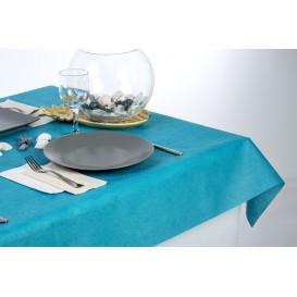 Nappe en Non-Tissé PLUS Turquoise 100x100cm (100 Utés)