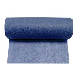 Niet geweven PLUS Tafelkleed rol Blauw 1,2x45m P40cm (1 stuk)