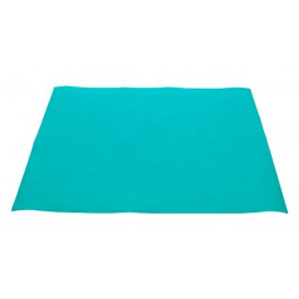 Set de Table papier 30x40cm Turquoise 40g (1.000 Utés)