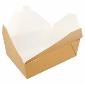 Boîte Carton Américaine Naturel 19,7x14x6,4cm 1980ml (50 Utés)