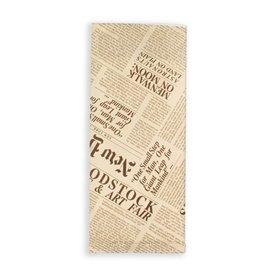 """Enveloppe Bestekhouder met Servet """"New York Times"""" (125 stuks)"""